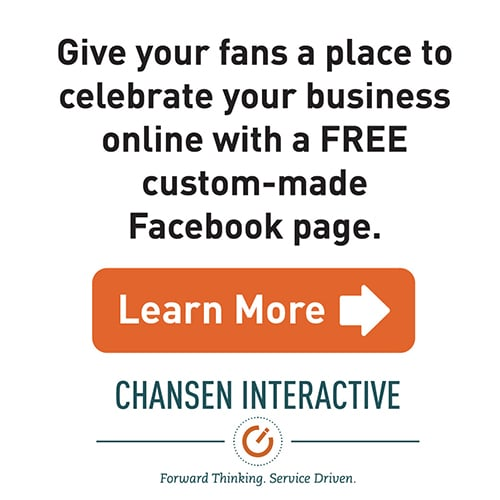 Free Facebook page for your business